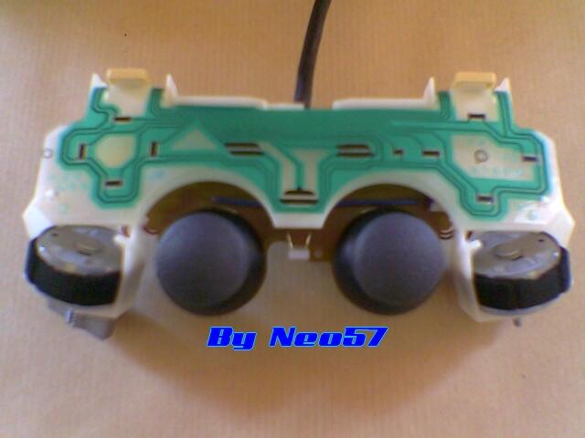 comment réparer joystick manette ps3
